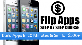 App Flipping Business