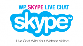 WP Skype Live Chat