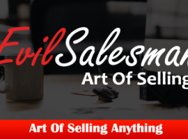 Evil Salesman - Art Of Selling