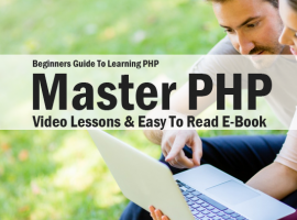 Learn PHP - Master The Art