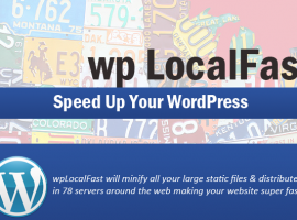 wp LocalFast - Speed Up Your WordPress